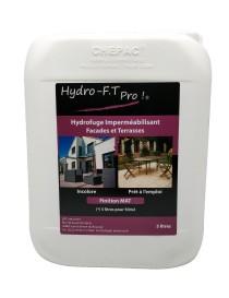 Hydrofuge Facades et Terrasses Finition Mate